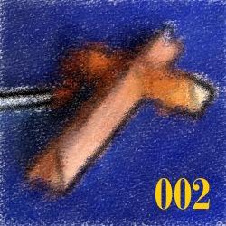 Holzkreuz 002