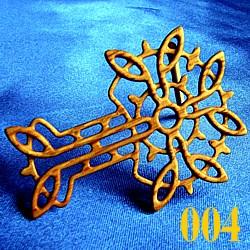 Holzkreuz 004